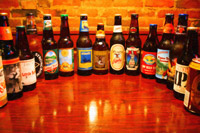 Why does The Jeanie offer over 35 bottled or canned beers? Because you've made enough sober decisions this week…