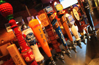 Why does The Jeanie offer 14 draft beers or ciders? Because beer does not judge…